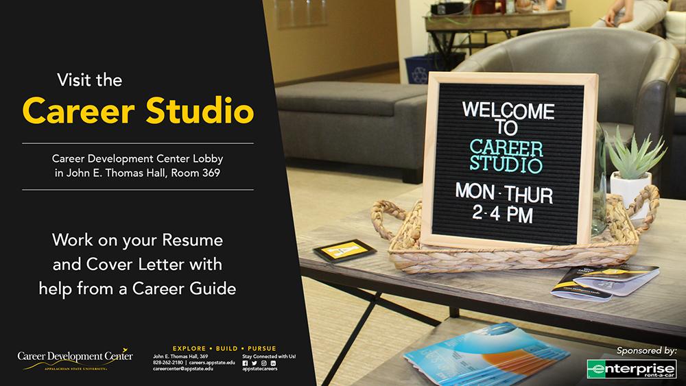 Example Slide Career Development
